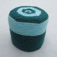 Rolling Around: Knit Fibonacci - Pattern by Woolly Thoughts