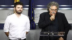 ERC confía en mantener a Convergència en el 'no' a Sánchez si no hay referéndum