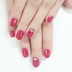 Eyelash Salon, Party Nails, Simple Designs, Eyelashes, Manicure, Beauty, Simple Drawings, Lashes, Nail Bar