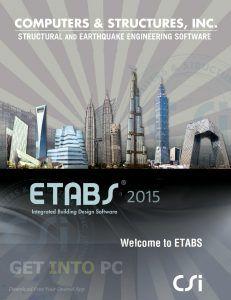 CSI ETABS 2015 Download Latest Full Version