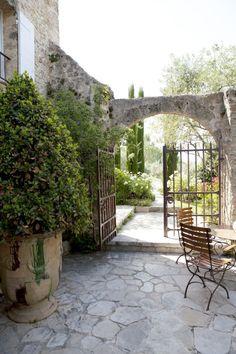 The Bastide De Moustiers : Alain Ducasse's Little Paradise in Provence