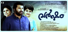 Cast: Mammootty, Asha Sarath, Master Nabeesh, Mamta Mohandas,  T. G. Ravi,  Govind Padmasoorya, Sunil Sukhada, Irshad, Sudheer Karamana  | Director: Ranjith Sankar  |  Varsham Malayalam Movie Reviews, Ratings, Trailers, Audio Songs and Lyrics from Various Websites. http://www.9toppiks.com/tiPz