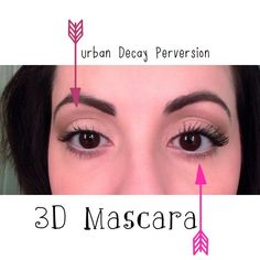 3D fibers lashes vs urban decay Younique Expressions By Holly Dimitrie http://www.youniqueexpressionsbyholly.com