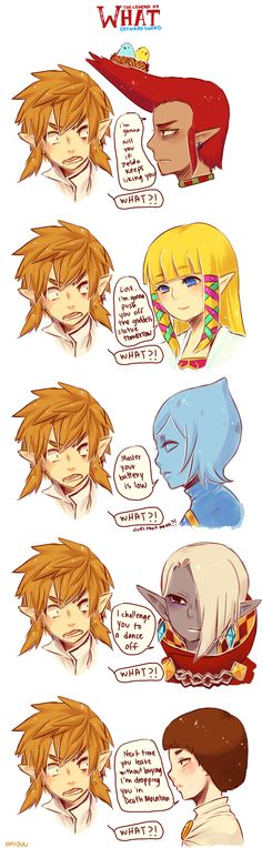 LoW -- Skyward Sword Edition by onisuu.deviantart.com on @deviantART