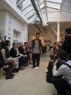 Studio Mode Paris // Fashion School Fashion Show - May 2010