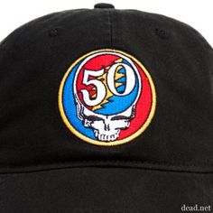 50th Anniversary Logo Hat | Grateful Dead