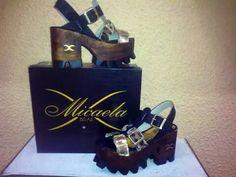 Zapatos wakanda