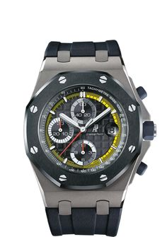 Audemars Piguet - Royal Oak Offshore Collection - Sebastien Buemi Limited Edition