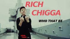 Who That Be adalah video klip terbaru Rich Chigga yang diproduseri oleh 88Rising.