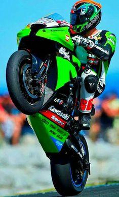 Tom Sykes Kawasaki zx10r