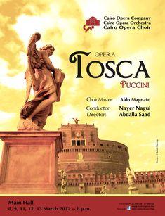"Opera ""Tosca"" G. Puccini  Cairo Opera Company"