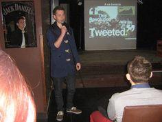4.04.2012, Cracow: Siła rażenia Social Media: propaganda.     Bartek Rak, Przywódcy rewolucji lutowych. Lenin i Internet