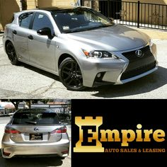 Congratulations Harut on your Brand new Lexus Ct200h F Sport  Special edition  . Enjoy your new ride and thank you for your loyalty and support always.  #empireauto #new #car #lease #purchase #finance #newcarlease #newcarfinance #refinance #leasingcompany #customerservice #glenoaksblvd #autobroker #autobrokers #brokerdeals #specialdeals #freeoilchange #freemaintenance #wholesaler #autobrokerdeals #2016lexusct200hfsport