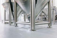 epoxy floor brewery - Google Search