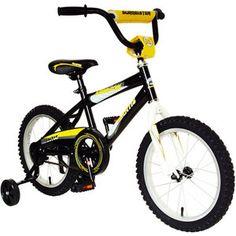 Mantis Burmeister 16'' Boys' Bicycle