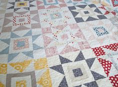 Let's begin sewing...: Quilting Large Quilts  #quilt #largequilts