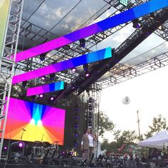 @uncabaret takes the stage at #dykeMarch @lapride #lgbt #pride #lapride #onecityonepride