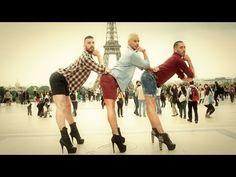 """YANIS MARSHALL """"SPICE GIRLS"""" Directed By FERNANDO DE AZEVEDO Feat ARNAUD BOURSAIN & MEHDI MAMINE."""