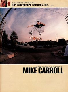 """""""Not quite Koston over the Lukang gap."""" Old school December starts tomorrow. I'm done with the year as it has dragged on for. Mike Carroll, People Fr, Skateboard Companies, Skate And Destroy, Can You Feel It, Chocolate Girls, Cool Skateboards, Skate Art, Skate Decks"""