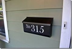 Makeover your mailbox!
