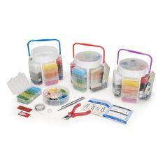 ConsumerCrafts Product Darice® Beading Basics Kit In Caddy
