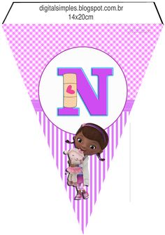 Doc Mcstuffins Birthday Party, 5th Birthday Party Ideas, 3rd Birthday, Birthday Parties, Diy And Crafts, Crafts For Kids, Party Organization, Ideas Para Fiestas, Birthdays