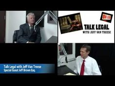 Talk Legal with Jeff Van Treese