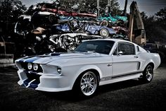Ford Shelby GT500 CR