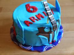 MsFunnyHome: Transformers Schokoladen-Torte