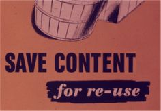 It's easier to create content by recycling what you already have. To help, see this short presentation outlining 3 simple ways to repurpose content. Simple Way, Content Marketing, Repurposed, Social Media, Writing, How To Plan, Blog, Paper, Reuse