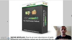 Niche Moolah Review & Bonuses
