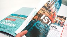 ✨ Die Visit HotSpots-Broschüre für E-Bike-Touren durch Istrien besticht durch unterschiedliche Formate in einem Magazin! 💎 #nicetomoveyou #print #printdesign #editorialdesign #grafikdesign #visithotspots #branding #travelagency #agency #agencylife #werbeagentur Editorial Design, Grafik Design, Cover, Books, Art, Advertising Agency, Art Background, Libros, Book
