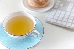 Tea Time Stock Photography. La hora del té.