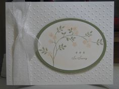 CAS42 Sponging....Sort of kh by Kelly H - Cards and Paper Crafts at Splitcoaststampers