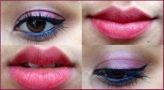 Sexy Eyes and Lips makeup   Girl's Mask   Makeup, makeup, and…oh, makeup!
