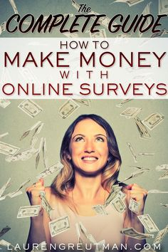 The Complete Guide: How to Make Money Doing Surveys