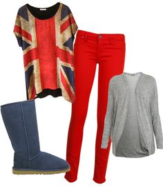 """""""British invasion"""" by cgprincess on Polyvore"""
