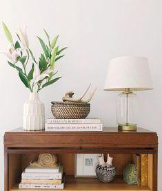 Take a Peek Into This Designer's Organic, Eclectic Home Elegant Home Decor, Affordable Home Decor, Elegant Homes, Diy Home Decor, Home Decor Styles, Home Decor Accessories, Decor Interior Design, Interior Decorating, Decorating Tips