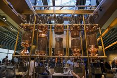 The Early Word on Chicago's Starbucks Reserve Roastery - Eater Chicago