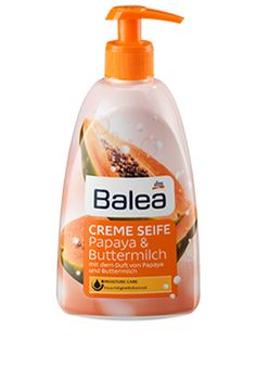 Balea Creme Seife Papaya