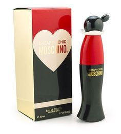 Cheap & Chic Moschino perfume - a fragrance for women 1995