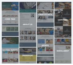 Pre-built Page Templates for Classroom Websites -  - www.wpchats.com