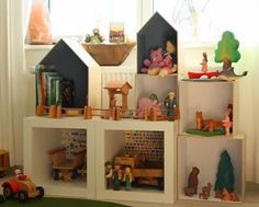 Waldorf kinderzimmer ~ Waldorf spielbogen wird zum christkindmarkt waldorf playhouse