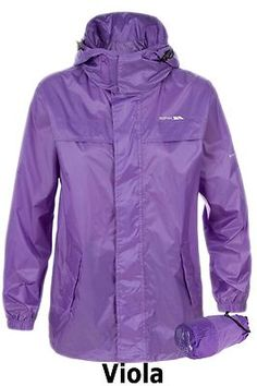 Trespass Ladies EVERYDAY Waterproof Jacket | Our Ladies Jackets