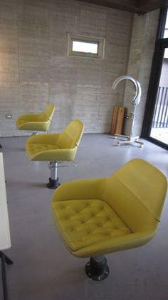 #美髮椅 - 莫斐髮型
