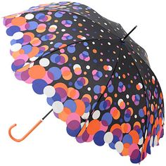 Confetti umbrella.  It's probably a good thing for me that this doesn't come in other colours.