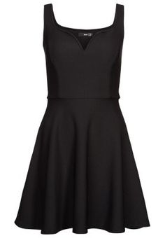 MONA - Summer dress - black
