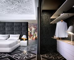 Private Residence Taipei by Marcel Wanders. #luxurydesign, top interior design, #homedecor, world best interior designer, #luxury. See more: http://www.covetlounge.net/inspirations-ideas/