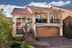 Brookside Built By American West Homes In Las Vegas Nevada Offers New Home Designs Ranging From To Square Feet With Up Five Bedrooms