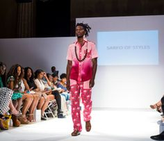 2e4ebbcb4e39 @Adiree Special Events : Africa Fashion Week, Designer Sarfo of Styles  #luxeafrica #